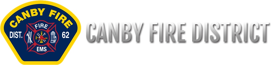 Canby Fire Logo